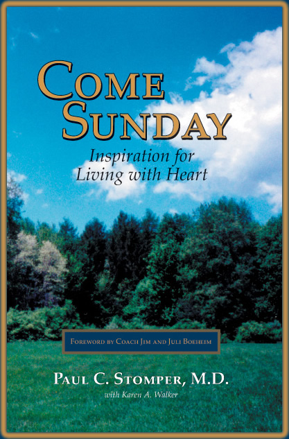Come Sunday Book Cover
